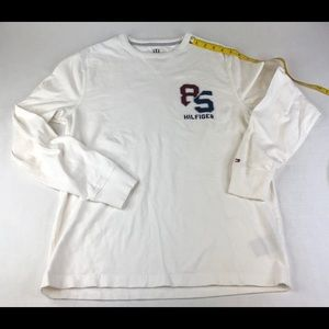 Tommy Hilfiger Long Sleeve Crew Neck
